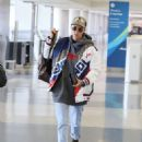 Ruby Rose – Arrives at LAX Airport in Los Angeles