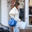 Katherine Schwarzenegger – Shopping candids at Baby retail store Keetan in the Palisades