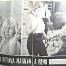 Marilyn Monroe - L'Europeo Magazine Pictorial [Italy] (18 September 1960) - 454 x 331