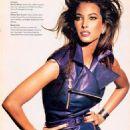 Christy Turlington - W Magazine July 1997 - 454 x 641