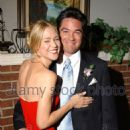 Dean Cain and Tracy Middendorf
