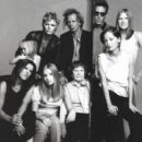 The Richards Family: Patti, Keith, Marlon, Alexandra, Ella, Angela, Theodora, Doris & Lucie - 454 x 408