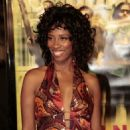 Shondrella Avery at the LA premiere of New Line Cinema's Domino