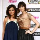 Jenna-Louise Coleman - TV Now Awards At Mansion House On April 18, 2009 In Dublin, Ireland