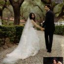 Shannen Doherty and Kurt Iswarienko wedding, October 15th 2011 - 454 x 624