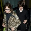 Alexa Chung - Leaving A Christmas Party At Bungalow 8, London, 2008-12-19