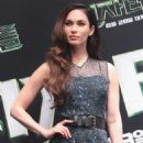 Megan Fox Teenage Mutant Ninja Turtles Press Conference In Seoul