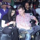 Brett Lee and Preity Zinta - 454 x 681