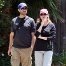 Jenna Fischer And Lee Kirk: Zoo Lovin'