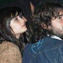 Nicolás Cabré and Florencia Torrente