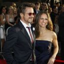 Robert Downey, Jr. and Susan Levin - 422 x 594