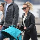 Hilary Duff out in New York City - 454 x 582