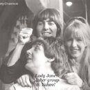 Paul McCartney and girlfriend Jane Asher