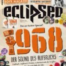 Eclipsed Magazine Cover [Germany] (July 2018)