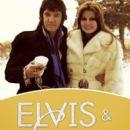 Elvis Presley and Ginger Alden - 399 x 600
