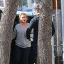 Hilary Duff out with ex husband in Los Angeles - 454 x 605