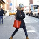 Sienna Miller Out In Soho