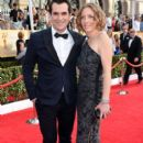 Holly and Ty Burrell