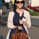 Lacey Chabert - At The Farm In Beverly Hills, 23. 6. 2009.