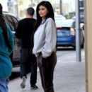 Kylie Jenner Spotted out in Beverly Hills CA February 1, 2017