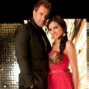 Maite Perroni and William Levy