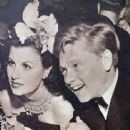Sheila Ryan and Mickey Rooney - 442 x 465