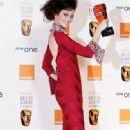 Eva Green At The Orange British Academy Film Awards - Press Room (2007) - 332 x 594