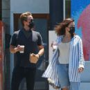 Sophia Bush with new boyfriend Grant Hughes – Out in Venice