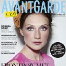 Carice van Houten - Avantgarde Magazine Cover [Netherlands] (November 2009)