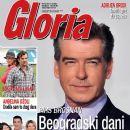 Pierce Brosnan - Gloria Magazine Cover [Serbia] (21 May 2013)