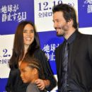"""Jennifer Connelly - """"The Day The Earth Stood Still"""" Photocall In Tokyo, Japan, 2008-12-17"""