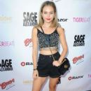 Brec Bassinger – Sage Launch Party Co-Hosted by Tiger Beat in LA - 454 x 682