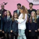 Ariana Grande – Performs on One Love Manchester Benefit Concert in Manchester - 454 x 326