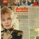 Arielle Dombasle - 454 x 607