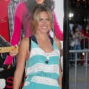 Vail Bloom - Premiere Of 'Bandslam' At Mann Village Theatre On August 6, 2009 In Westwood, Los Angeles, California
