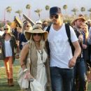 "Stacy ""Fergie"" Ferguson: at Coachella slowly but surely converged at the Empire Polo Club concert grounds in Indio"