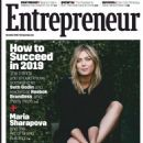 Maria Sharapova – Entrepreneur US Magazine (December 2018) - 454 x 610
