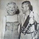 Marilyn Monroe - Cine Tele Revue Magazine Pictorial [France] (24 July 1959) - 454 x 508