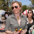 Lucy Lawless - May 17 2008 - Grand Opening Of The Simpsons Ride, Universal Studios Hollywood