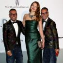 Eniko Mihalik attends amfAR's 21st Cinema Against AIDS Gala Presented By WORLDVIEW, BOLD FILMS, And BVLGARI at Hotel du Cap-Eden-Roc on May 22, 2014 in Cap d'Antibes, France