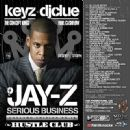 Serious Business DJ Clue & Keyz Collaboration