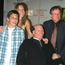 Dana, Christopher with Robin Williams