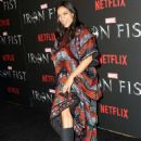 Rosario Dawson – 'Iron Fist' TV Series Premiere in New York - 454 x 582