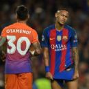 FC Barcelona v Manchester City FC - UEFA Champions League - 454 x 318