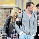Lily James and Matt Smith - 245 x 256