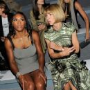 Serena Williams: Front Row For Vera Wang