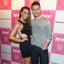 Hugh Hanley and Michelle Heaton - 383 x 594