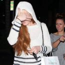 Lindsay Lohan out in Beverly Hills (July 12)