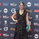 Malena González- Platino Awards 2017- Red Carpet - 399 x 600
