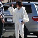 Selena Gomez – Arriving at Ice Skate in Los Angeles